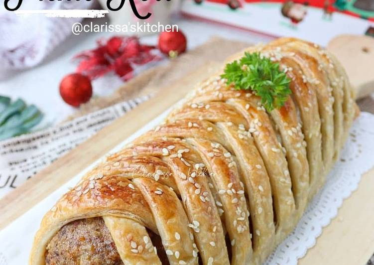 Beef picnic roll