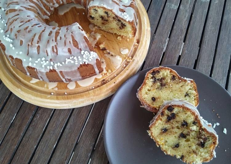 Recipe: Tasty Orange cake