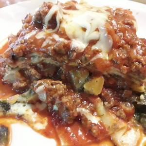 Lasagna de verdura! Fácil fácil