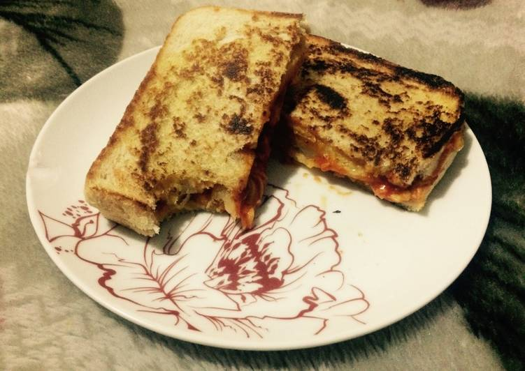 3 C's toasted sandwiches