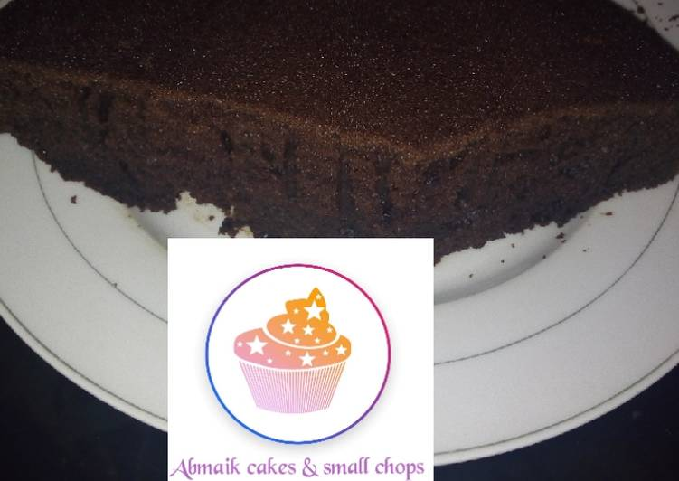 Soft moist Chocolate Cake