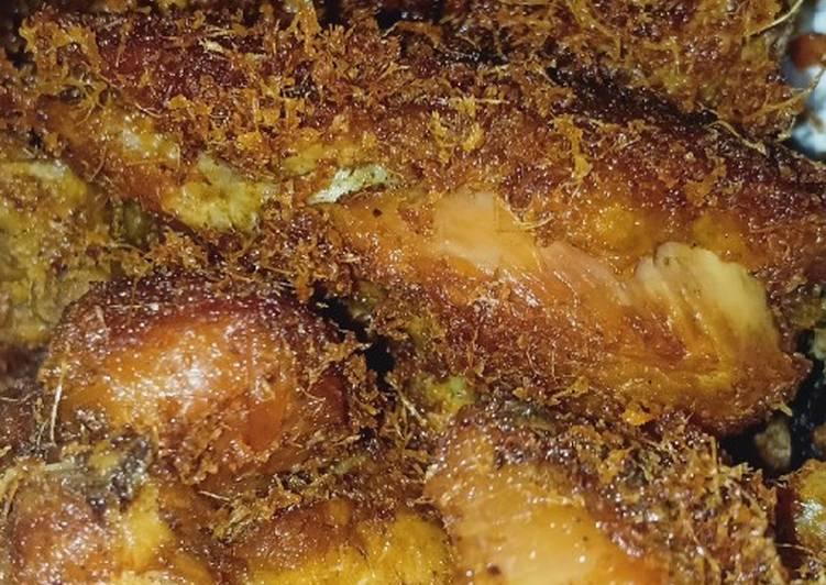 Resep Ayam Goreng Bumbu Lengkuas, Bikin Ngiler