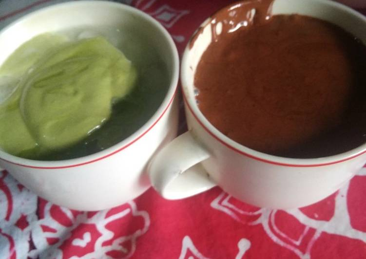 9 Resep: Dalgona Matcha & Chocolate Anti Ribet!
