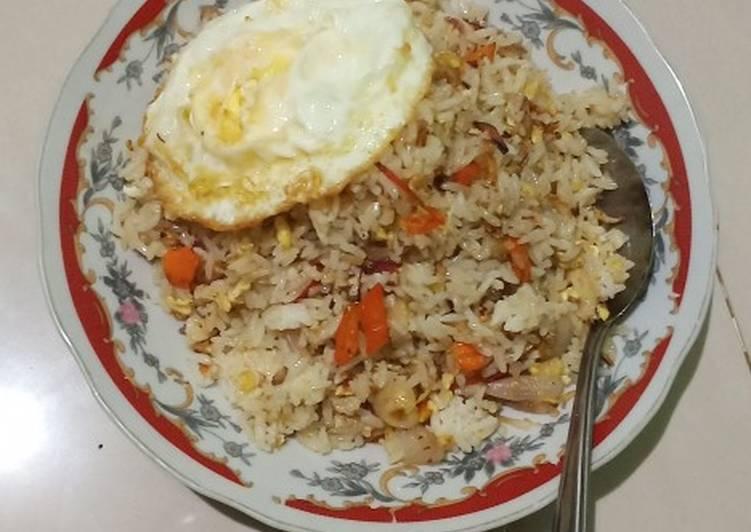 Resep Nasi goreng kencur Paling dicari