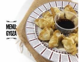 Gyoza jepang ayam simple - gyoza enak - menu jepang mudah - cemilan anak sehat