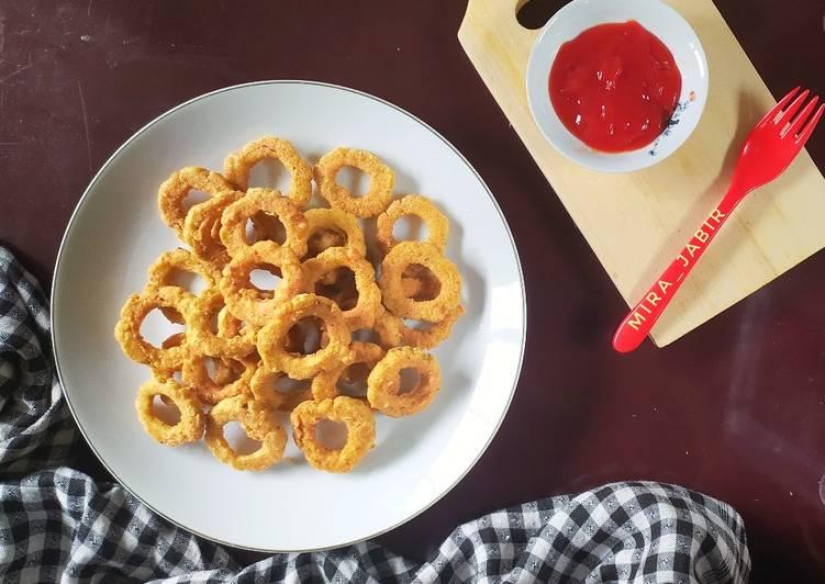 Pare Tepung Ala KFC #154