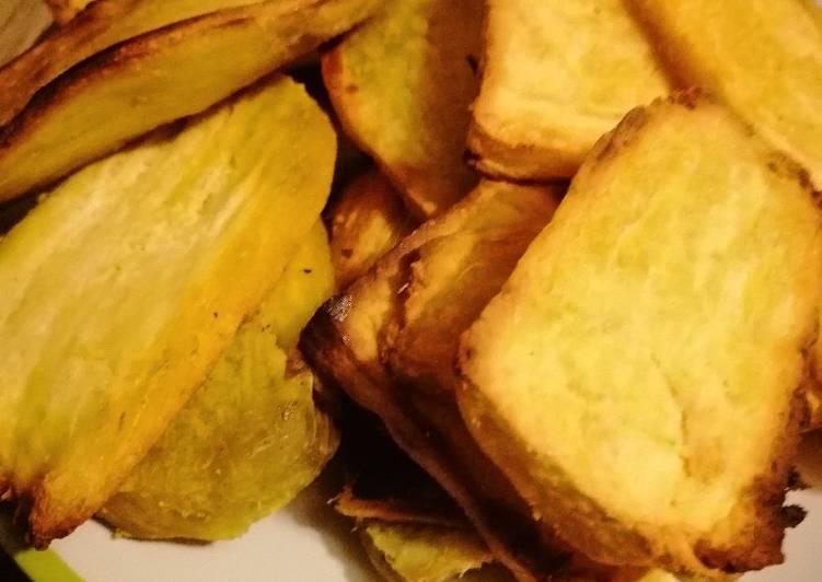 Recipe of Ultimate Roasted Sweet Potatoes