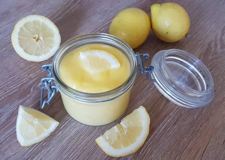 Comment Cuisiner Appétissant Lemon curd