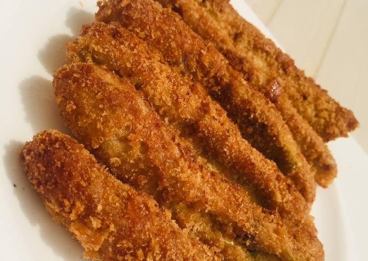 Recipe of Favorite Crunchy egg fingers