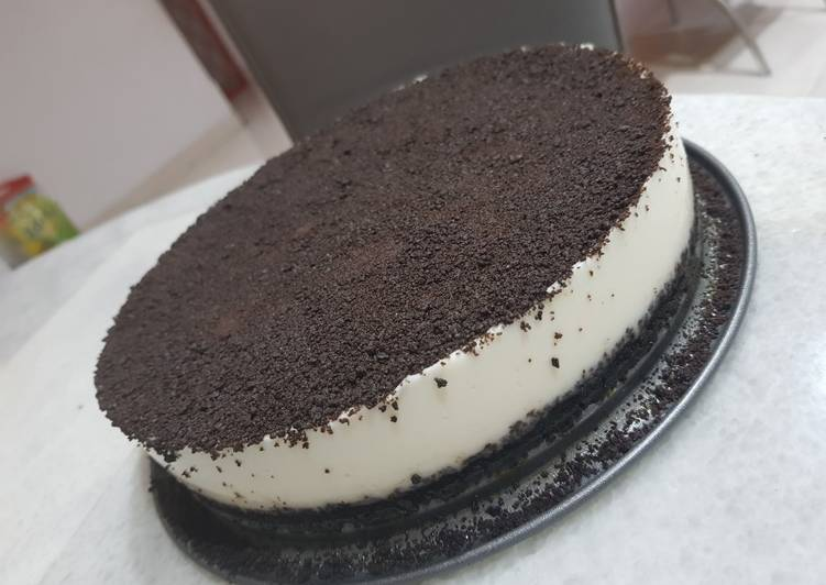 Resep Puding cheese cake oreo oleh winnyyapp - Cookpad