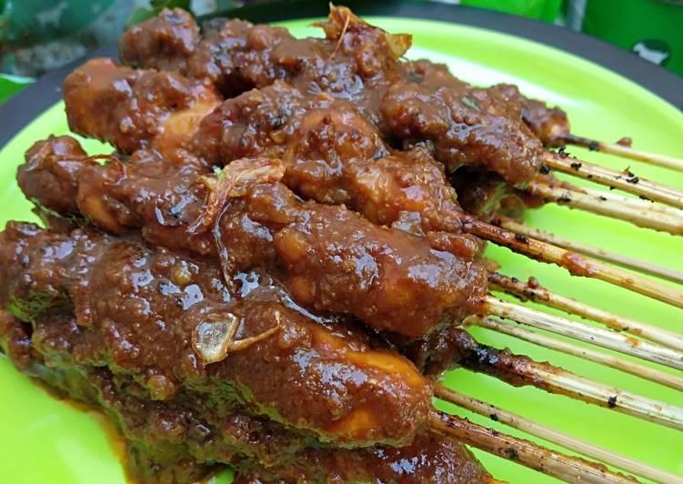 Recommended Resep Sate Ayam Madura Irit Untuk Jualan