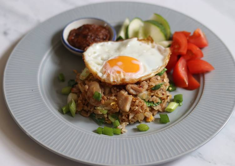 Recipe: Yummy My take on Nasi Goreng 🍚