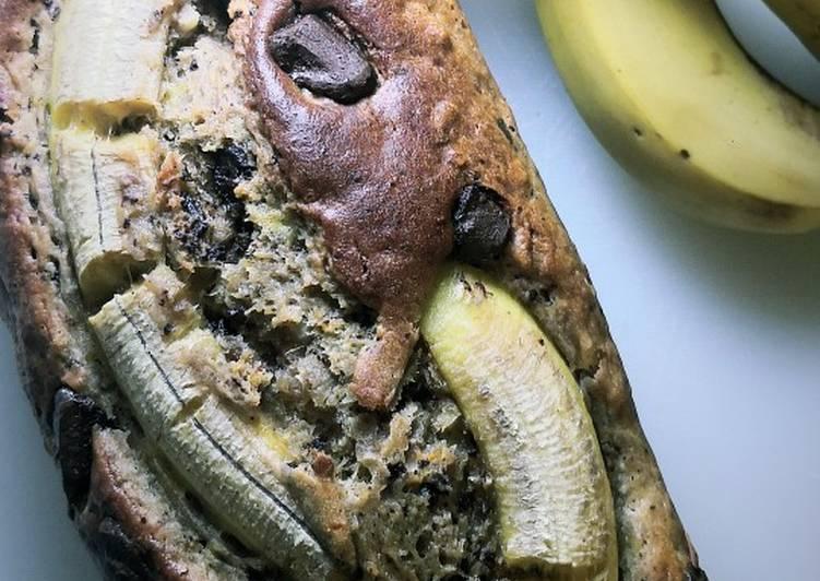 Banana bread, ¡fácil y para chuparse los dedos!