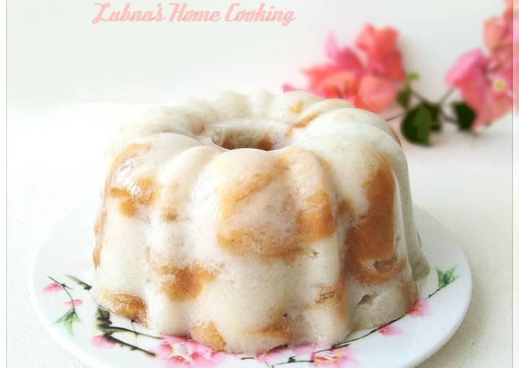 Pudding Roti Tawar