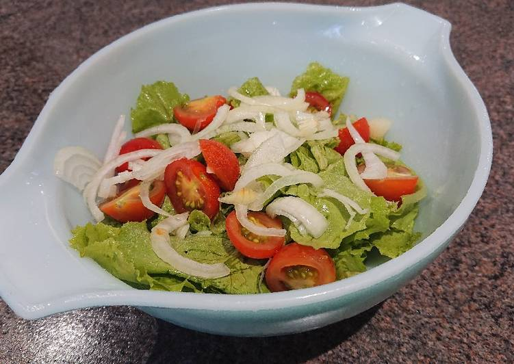 Step-by-Step Guide to Make Ultimate Simply Lettuce Salad