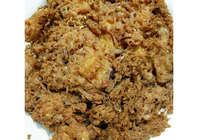 Resep Telur Dadar Crispy, Enak Banget