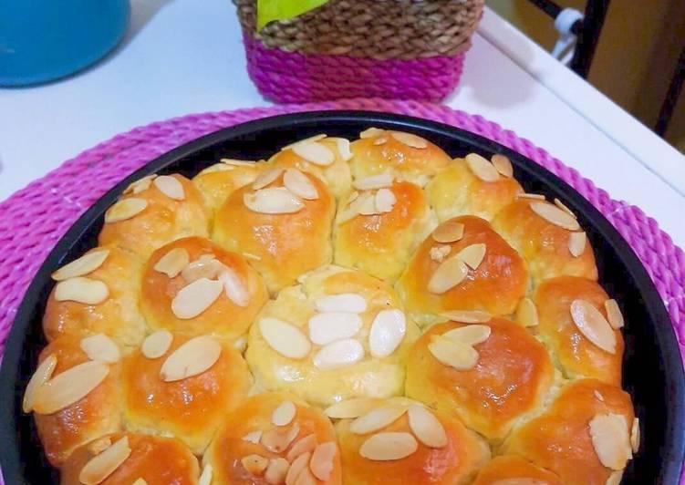 Resep Japanese soft bread (yudane method) Bikin Laper