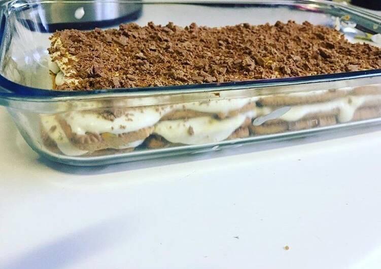 Recipe of Ultimate An old classic, peppermint crisp tart