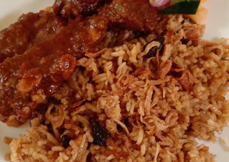 Nasi kebuli KW - cookandrecipe.com