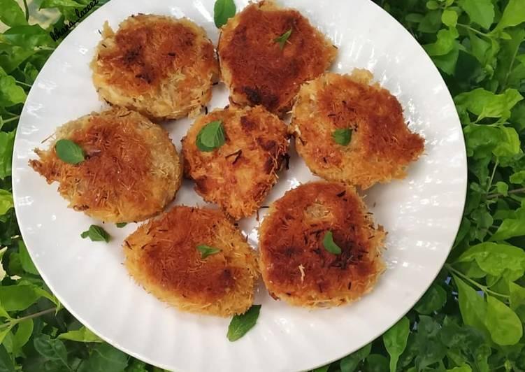 Russian chicken cutlet