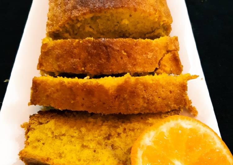 Choco Orange Cake