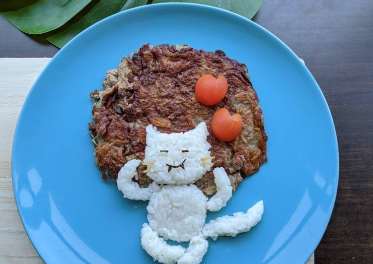 10 Minute Dinner Easy Any Night Of The Week Potato Rosti With Minced Beef Recipe (Meow ~ Positive Mind)