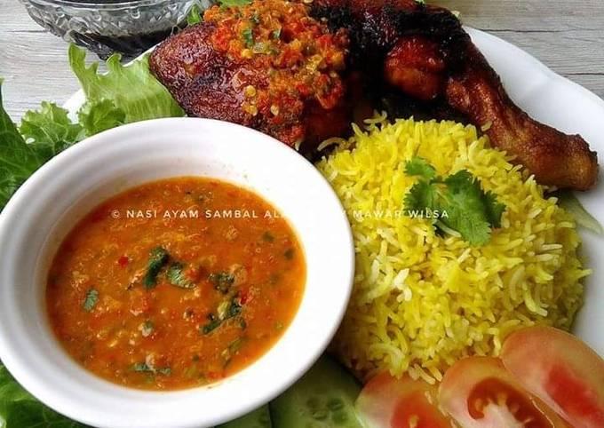 Nasi Ayam Sambal Ala Thai