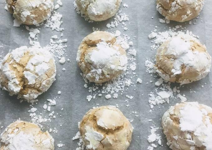 Recette des biscuits aux épices ou craquelés aux épices