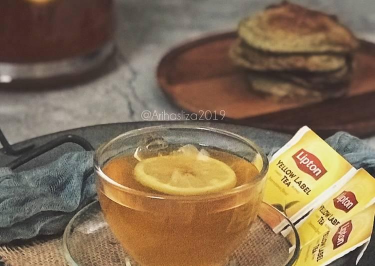 Teh Lemon - resepipouler.com