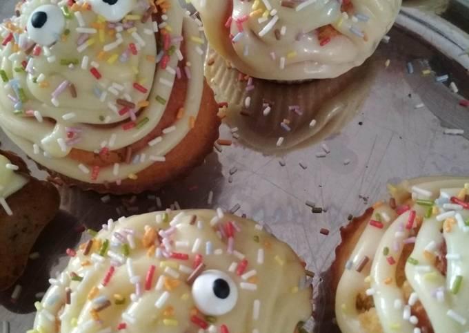 Cupcakes sourire