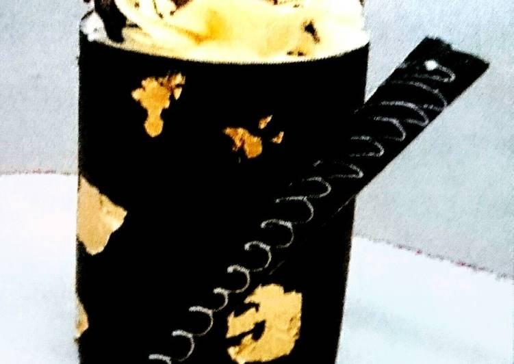 Steps to Make Homemade Dark Chocolate mousse