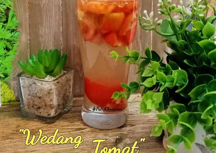 Wedang tomat