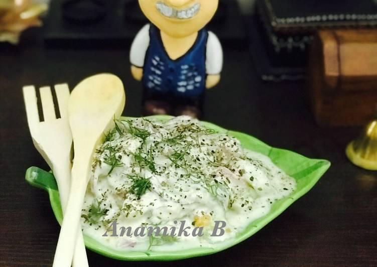 Recipe of Award-winning Cool Cucumber Salad