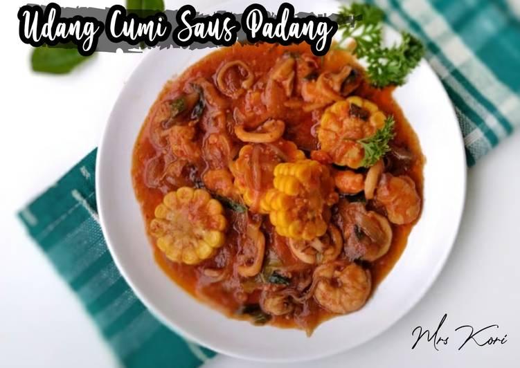 Udang Cumi Saus Padang - cookandrecipe.com