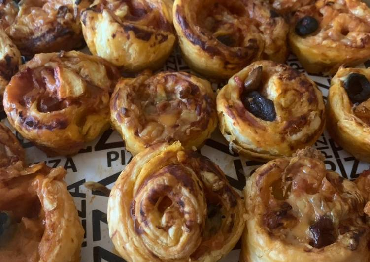 Learn How to Boost Your Mood with Food Pizza rolls