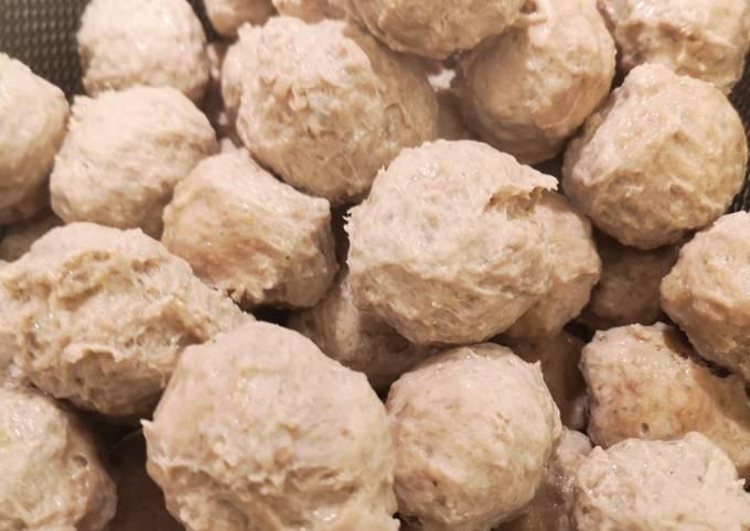 Indonesian meatball-Bakso