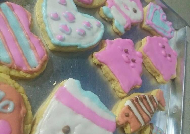 Cookies hias bentuk SQUISHY - cookandrecipe.com