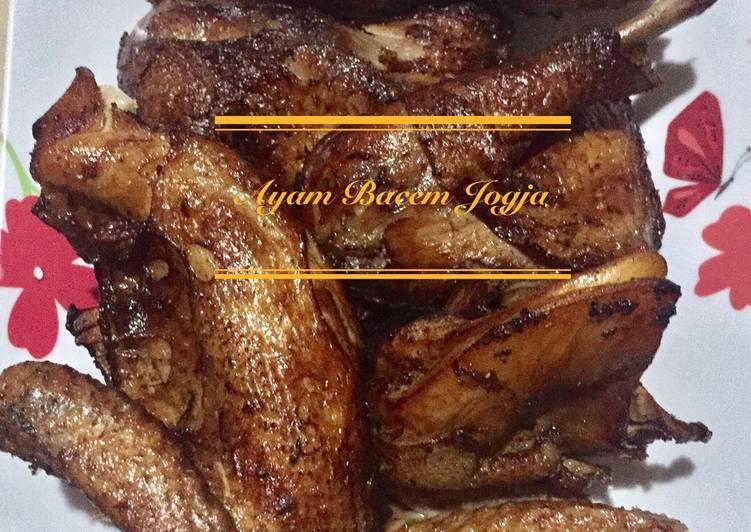 Ayam Bacem Jogja