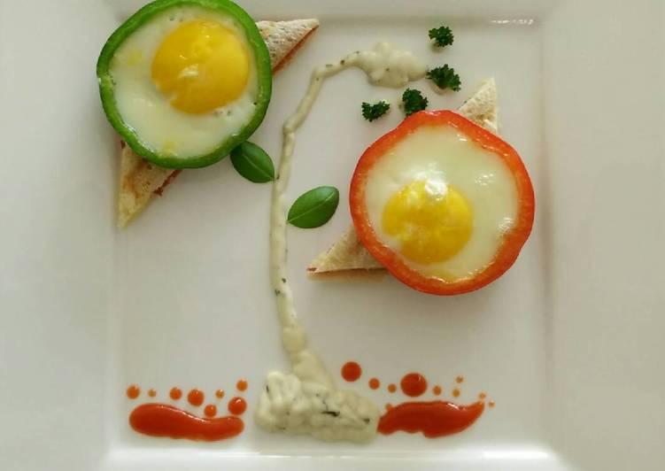 Langkah Mudah untuk Menyiapkan Toastie & Eggs yang Menggugah Selera