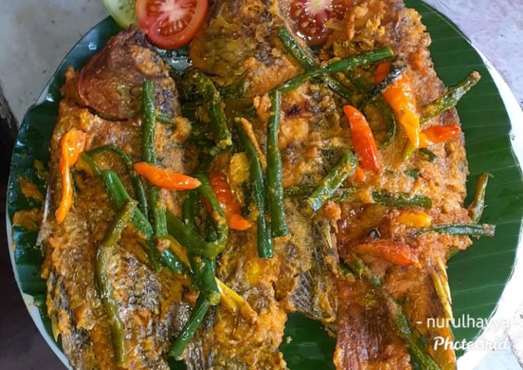 Nila masak pesmol