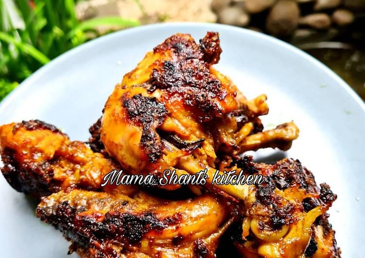 Ayam Panggang Teflon - cookandrecipe.com