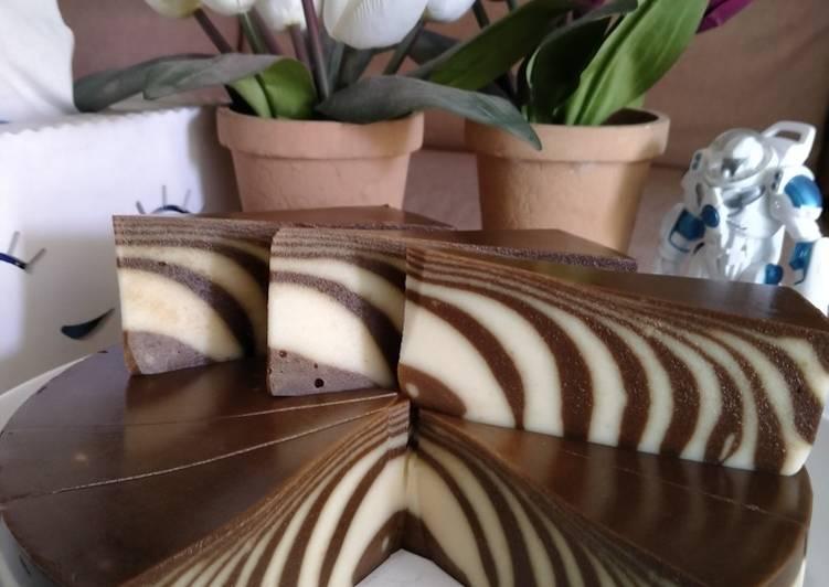 Puding Roti Zebra q