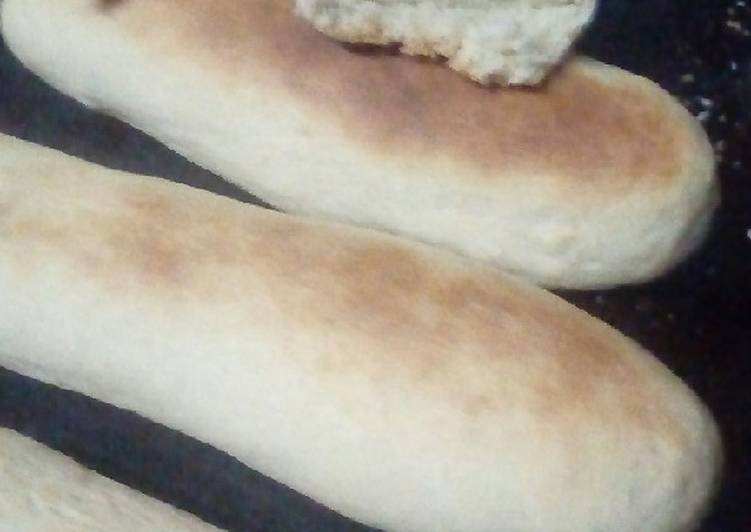 Pan Casero De Grasa Receta De Alejandra Cookpad