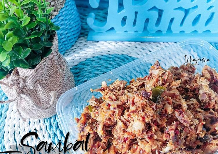Sambal Ikan Tongkol