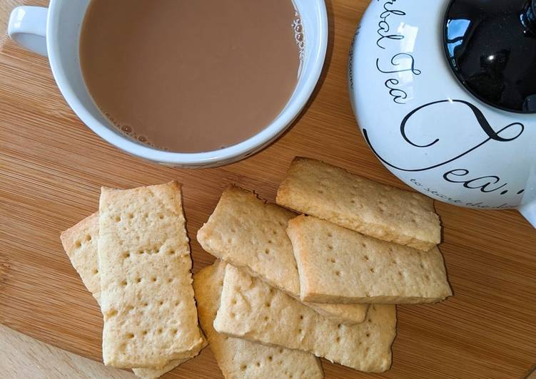Step-by-Step Guide to Make Speedy Shortbread