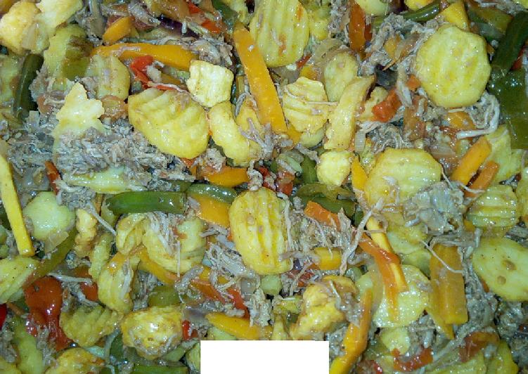 30 Minute Dinner Easy Autumn Sultan chips