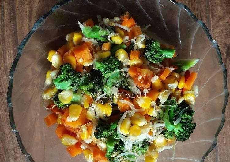 Ca mix vegetables(Brokoli Wortel Jagung)