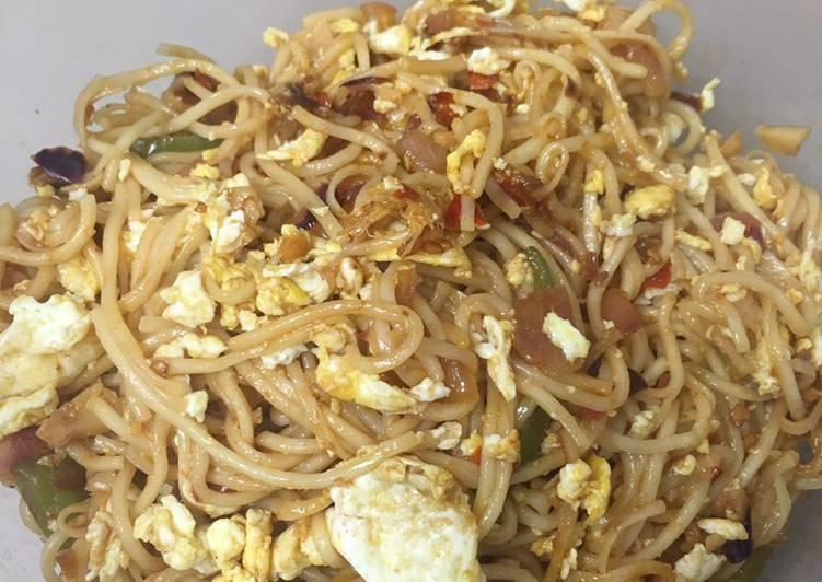 Schezwan Hakka Noodles 🍝