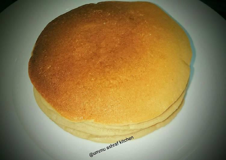 Recipe of Favorite Pancake