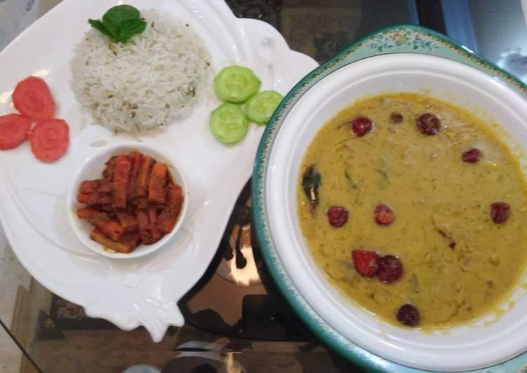 Recipe of Ultimate Okhai memoni Daal chawal